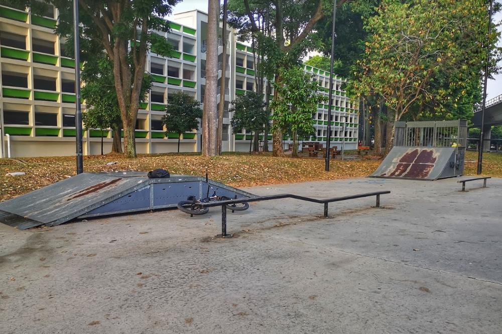 Woodlands Skatepark