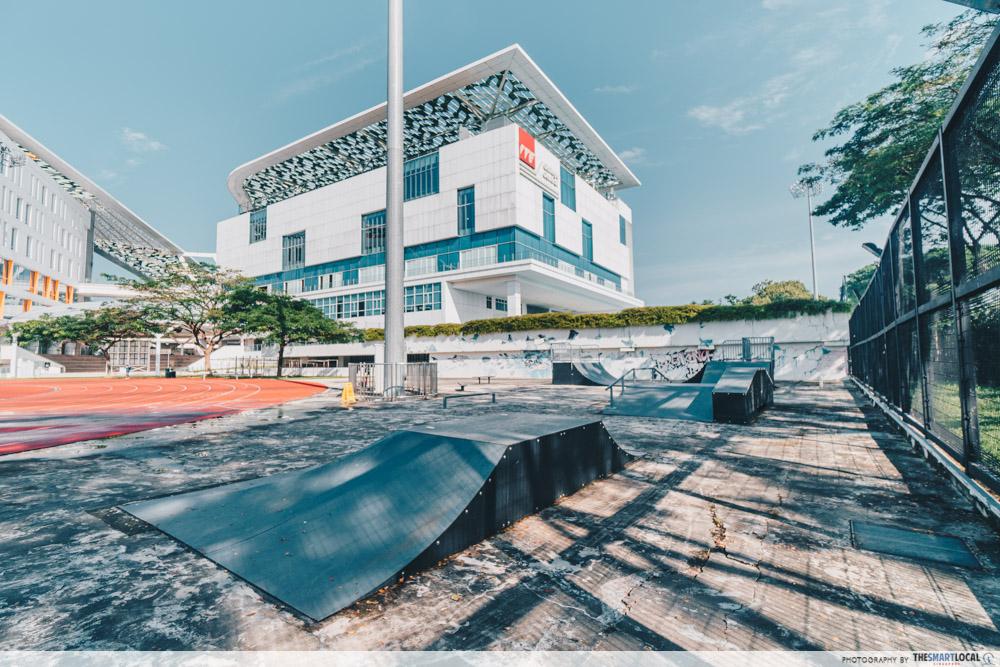 ITE College Central Skatepark