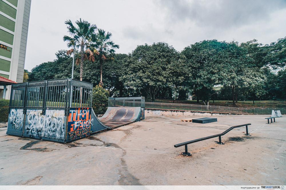 Eunos Skatepark