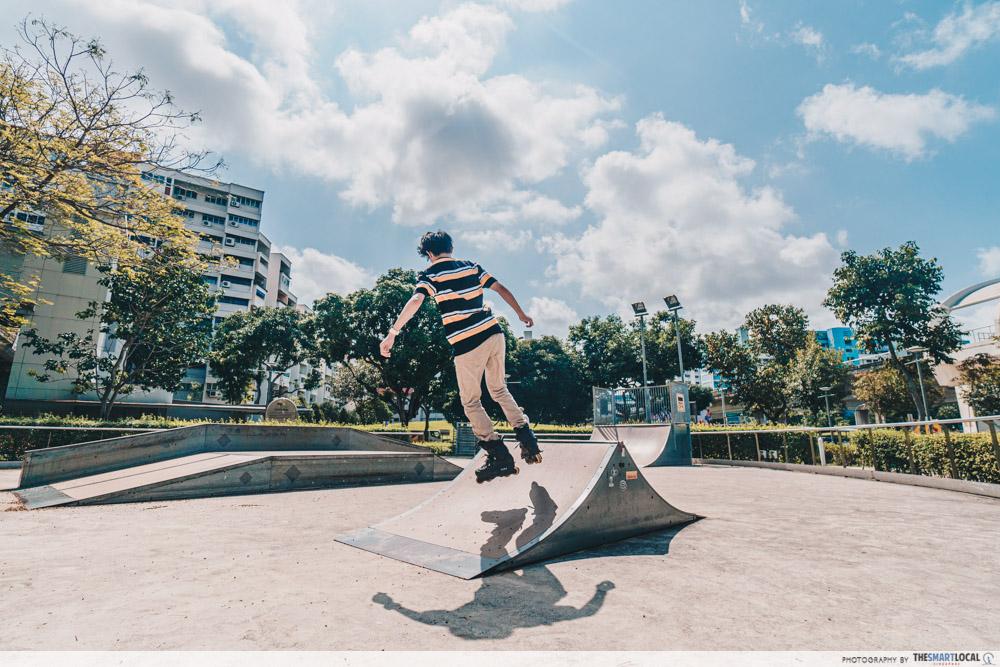 Tampines Skatepark