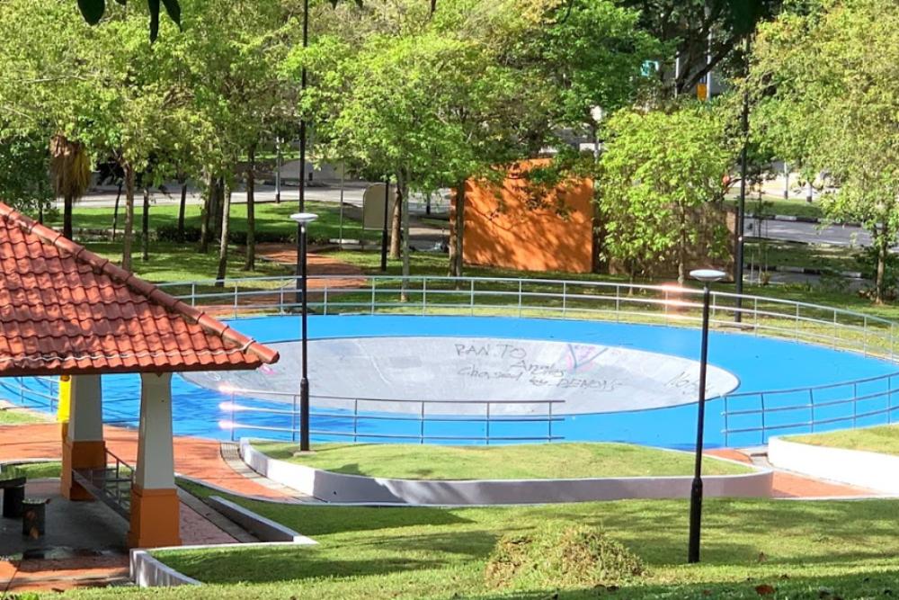 Bishan Skatepark
