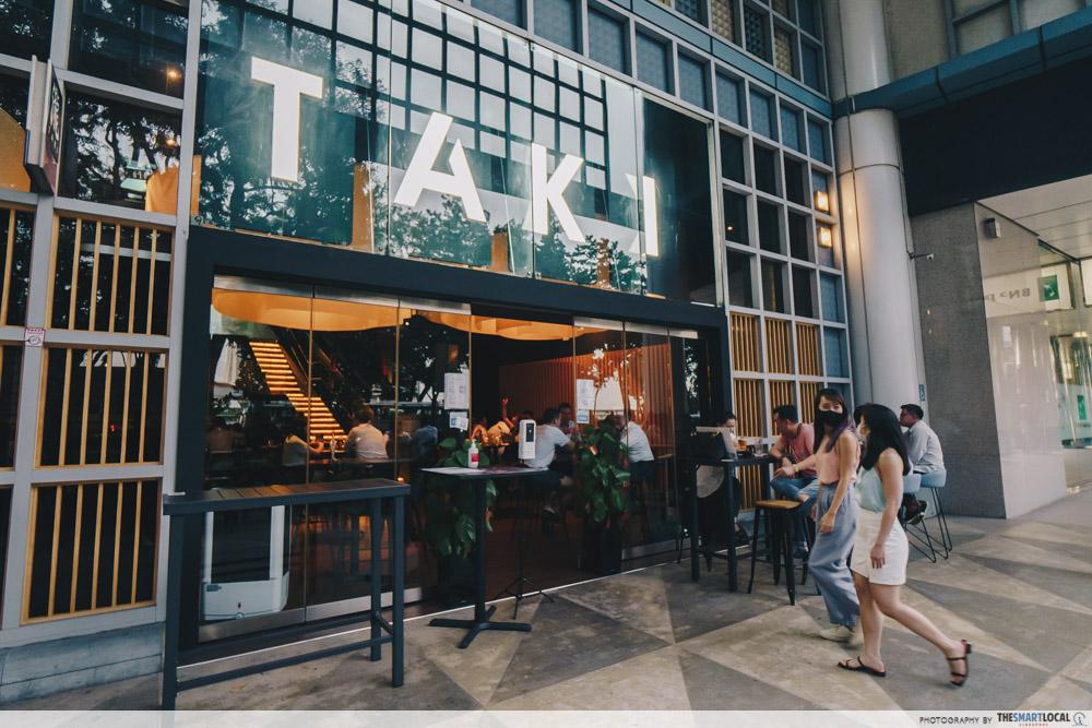 Taki Izakaya Bar