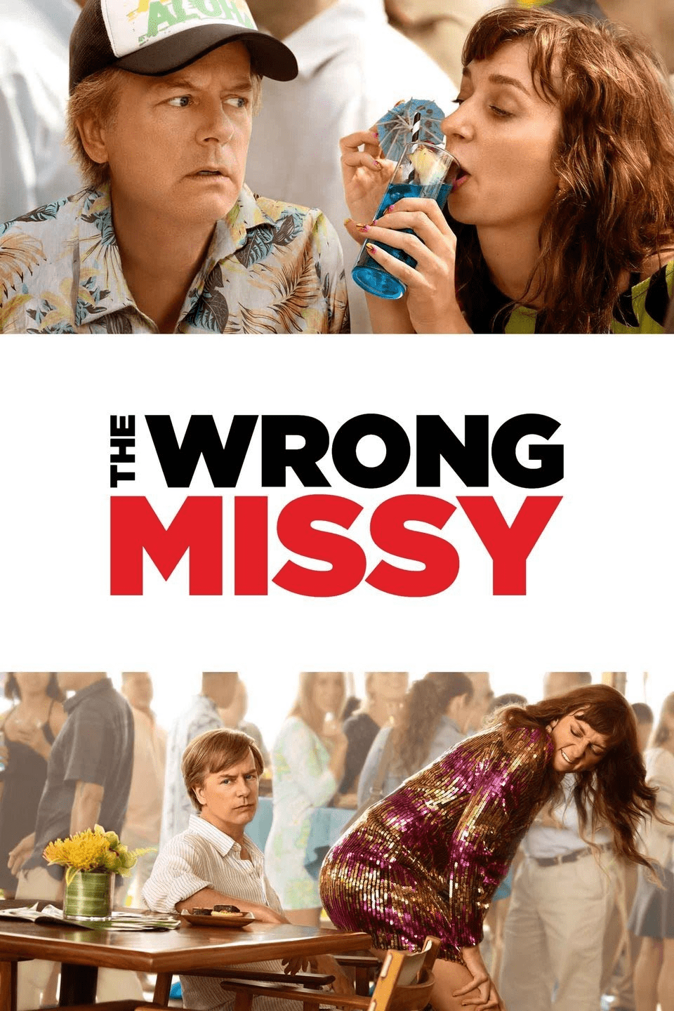 The Wrong Missy movie poster-min