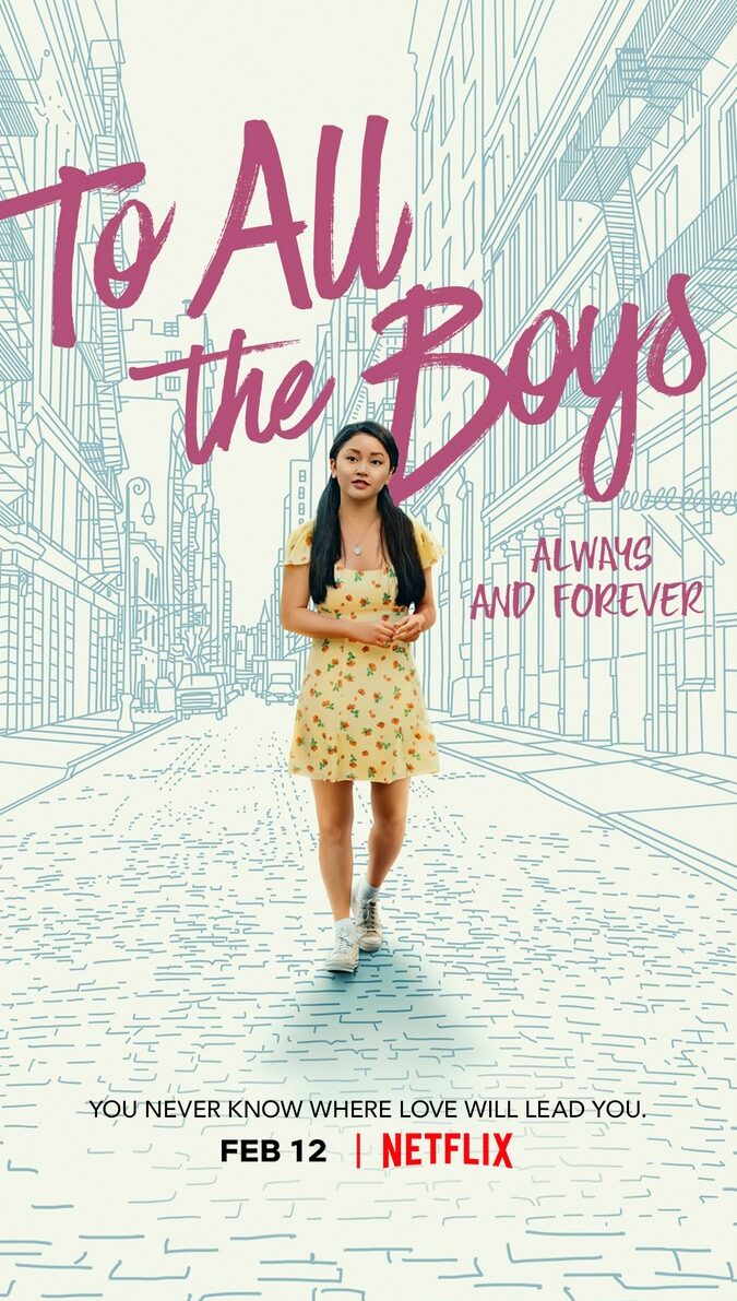 To All The Boys Always and Forever movie poster
