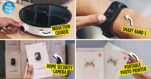 things to buy at xiaomi store in singapore
