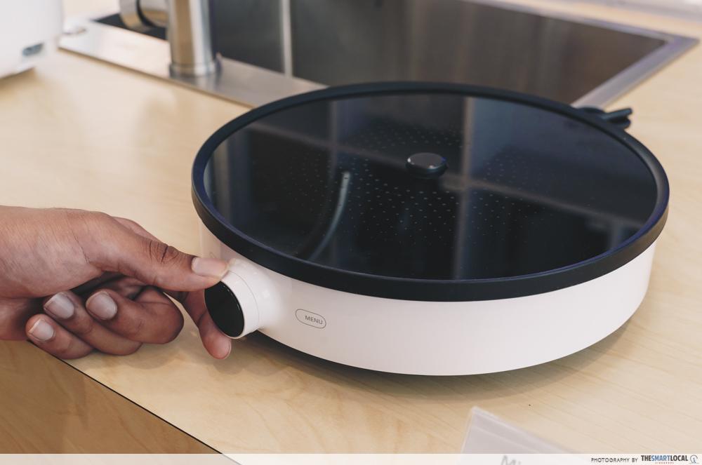 Xiaomi Store Singapore - mi induction cooker