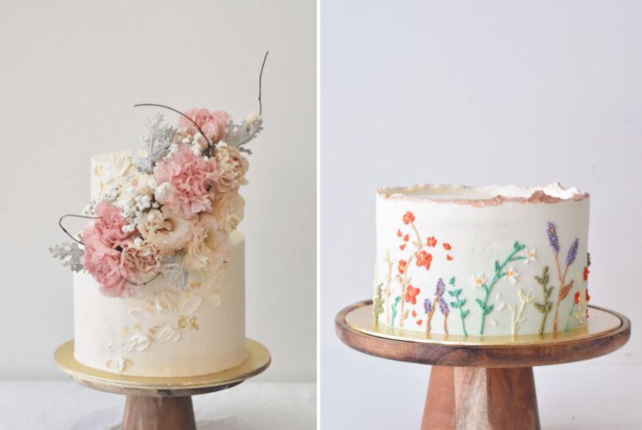 zee & elle birthday cakes