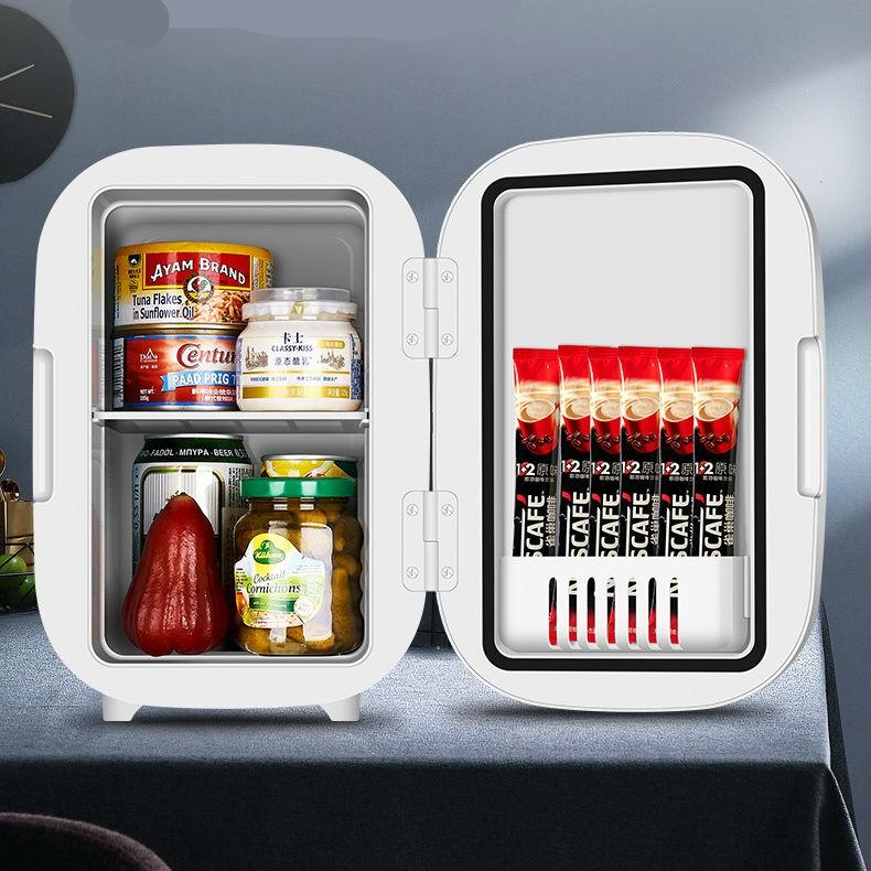 6L portable mini fridge