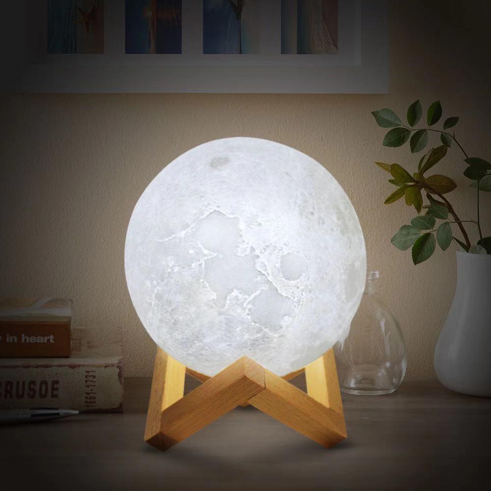 moon LED table lamp