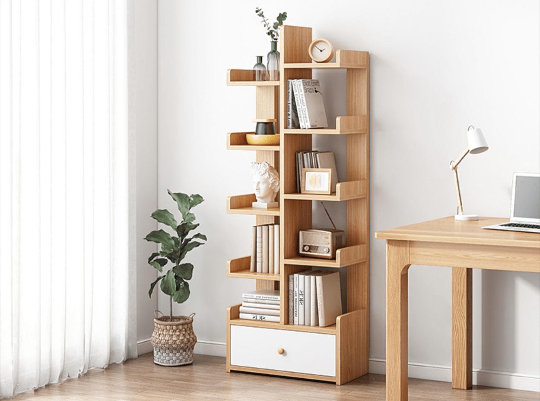 home decor products - modern multilayer bookshelf