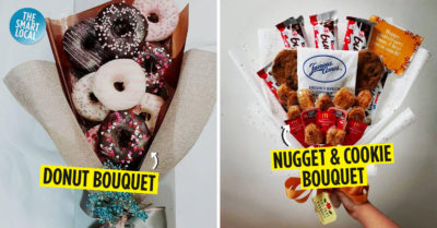 edible bouquets