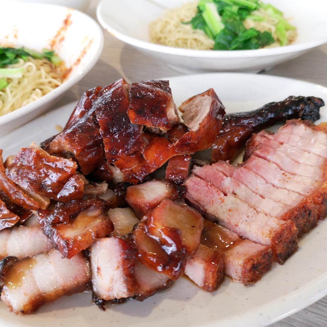 fu shi traditional roasted