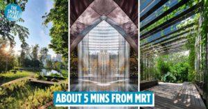 Hidden gardens singapore