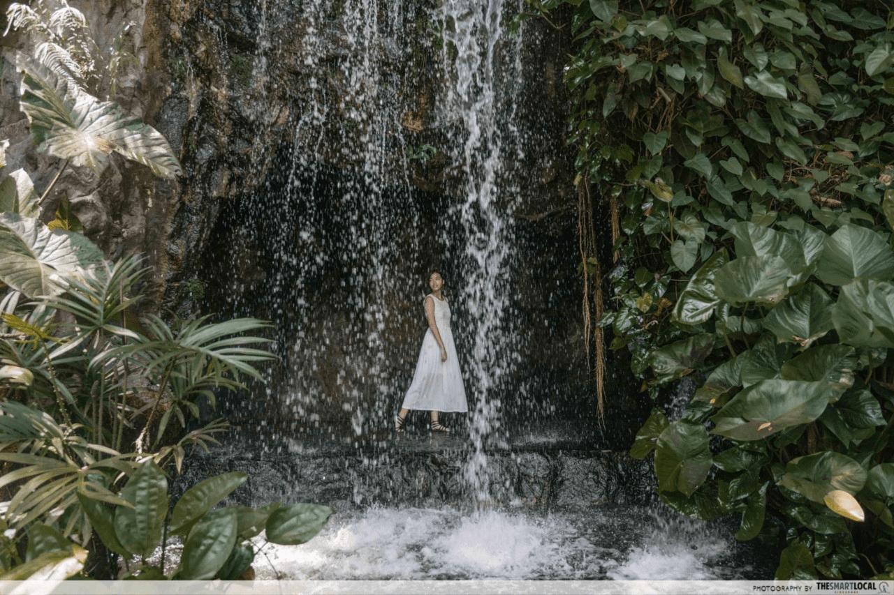 Ginger garden - hidden gardens singapore