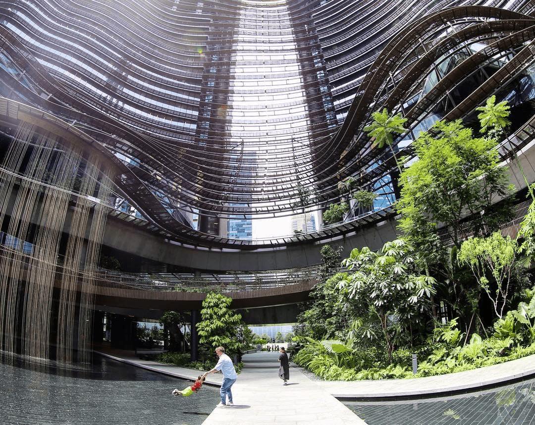 Marine one - hidden gardens singapore