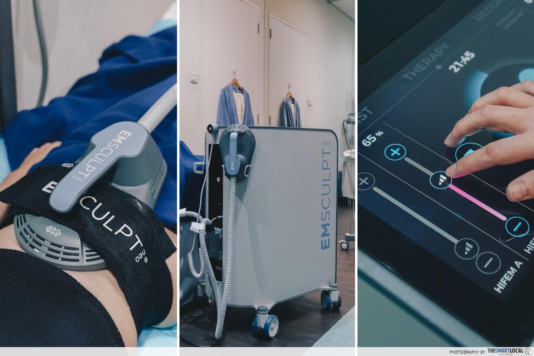 treatment equipment