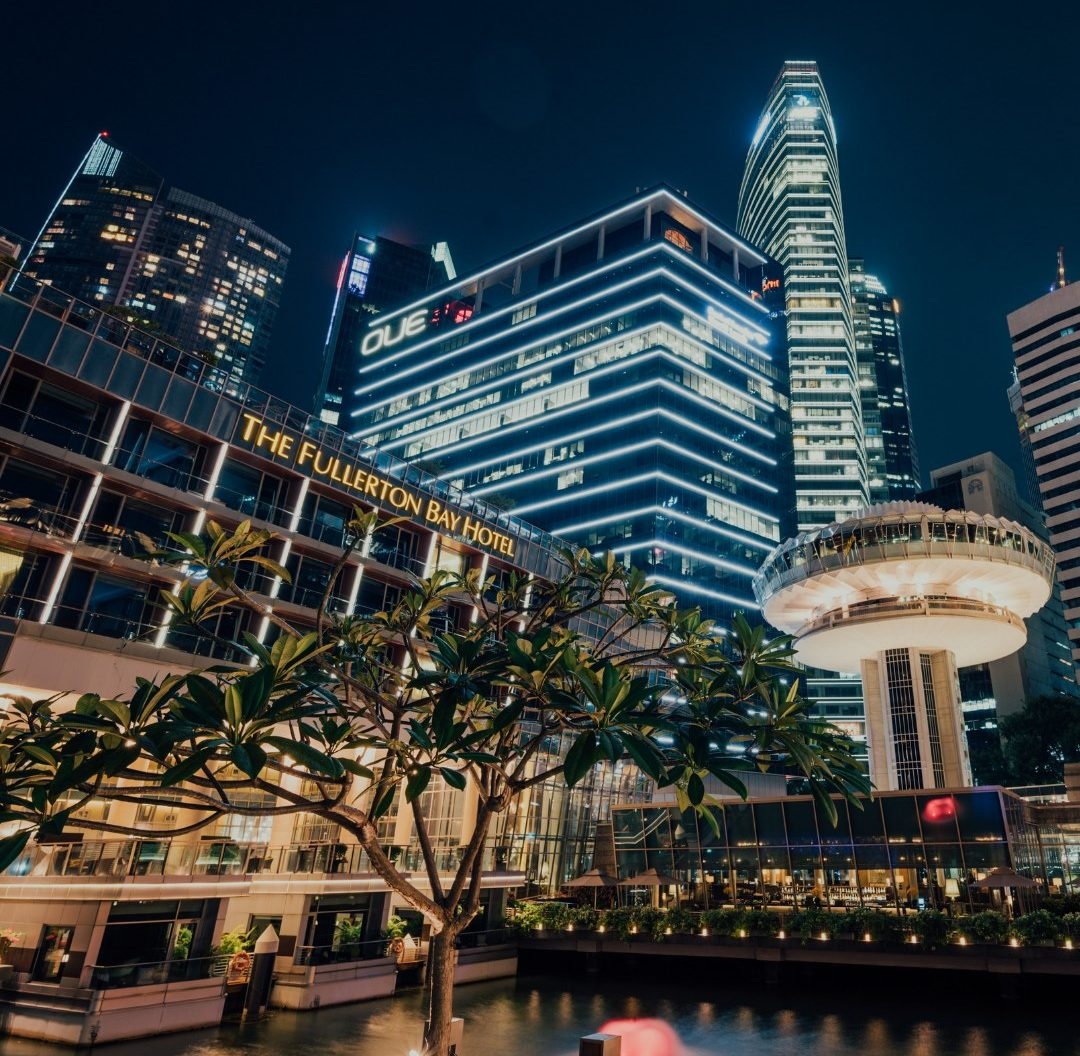 Traveloka SingapoRediscovers Voucher Promos - The Fullerton Bay Hotel