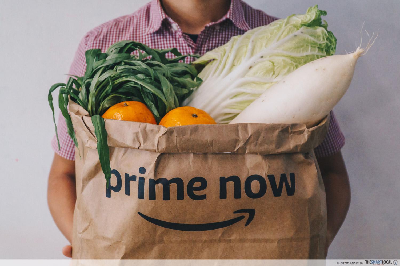 Amazon Fresh fresh groceries