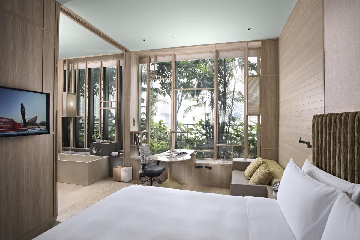 Traveloka SingapoRediscovers Voucher Promos - lifestyle rooms