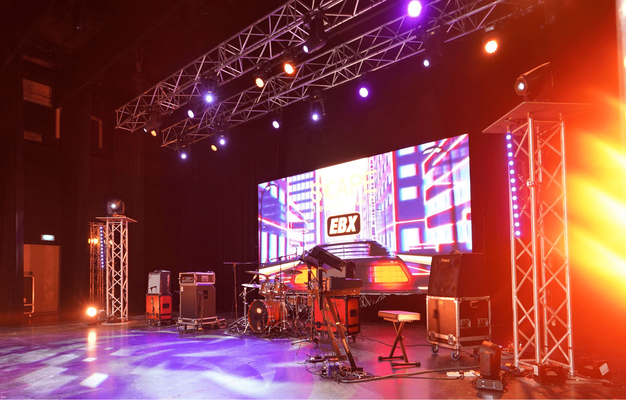 Celebrity Live Stage Experience