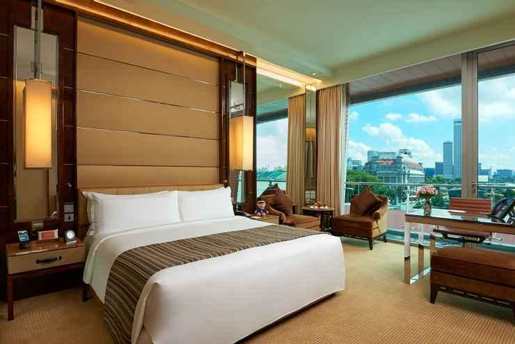 Traveloka SingapoRediscovers Voucher Promos - The Fullerton Bay Hotel Indulgence Vacation Package