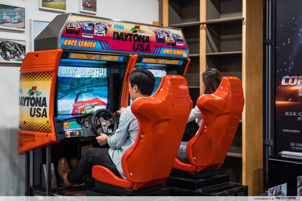 90s arcade games