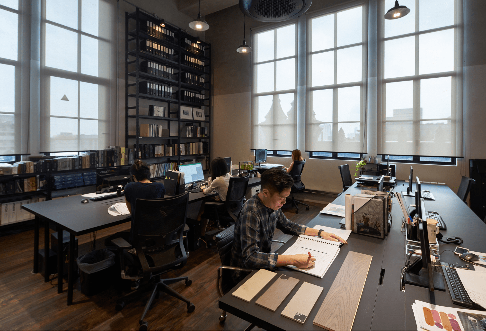 The Mill office space