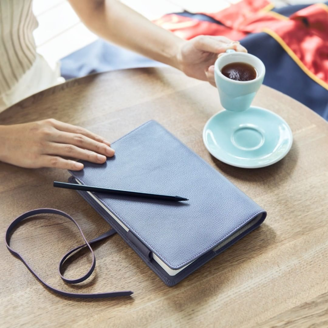 Bynd Artisan leather planner