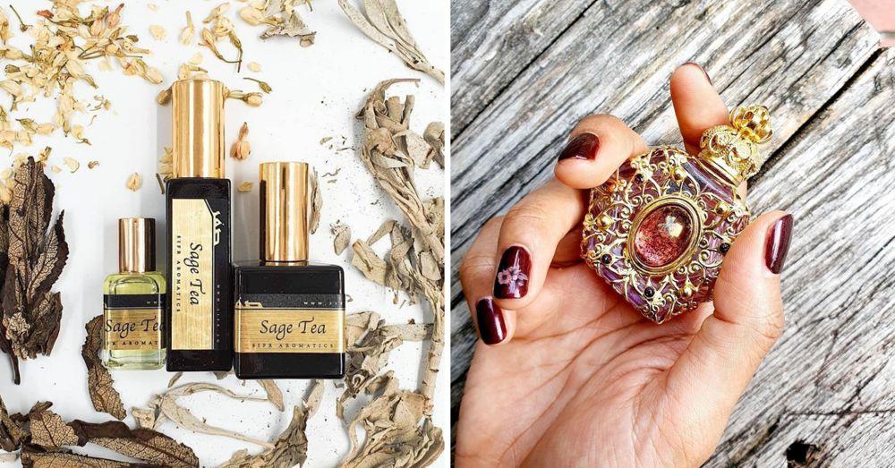 Valentine's Day gift ideas - Sifr Aromatics perfumes