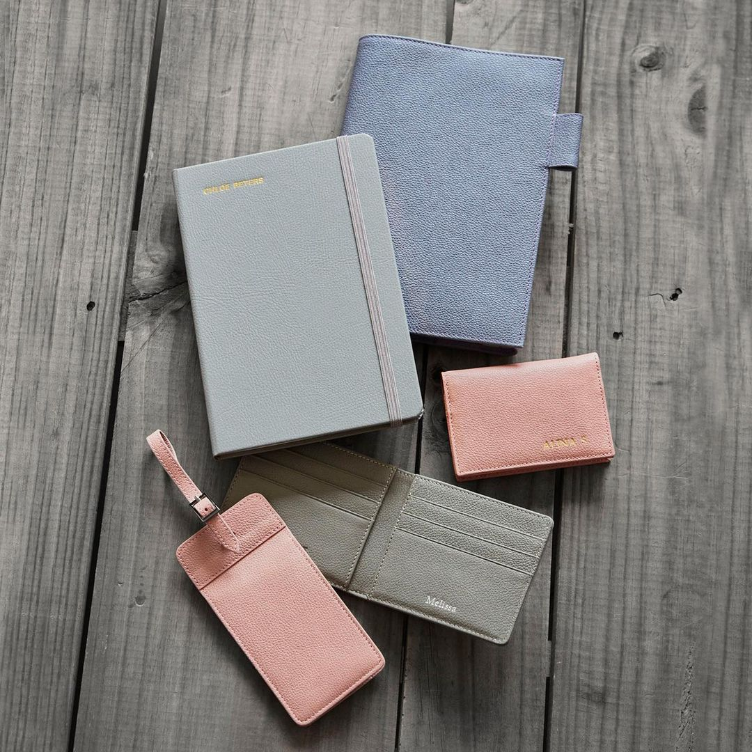 Bynd Artisan leather accessories