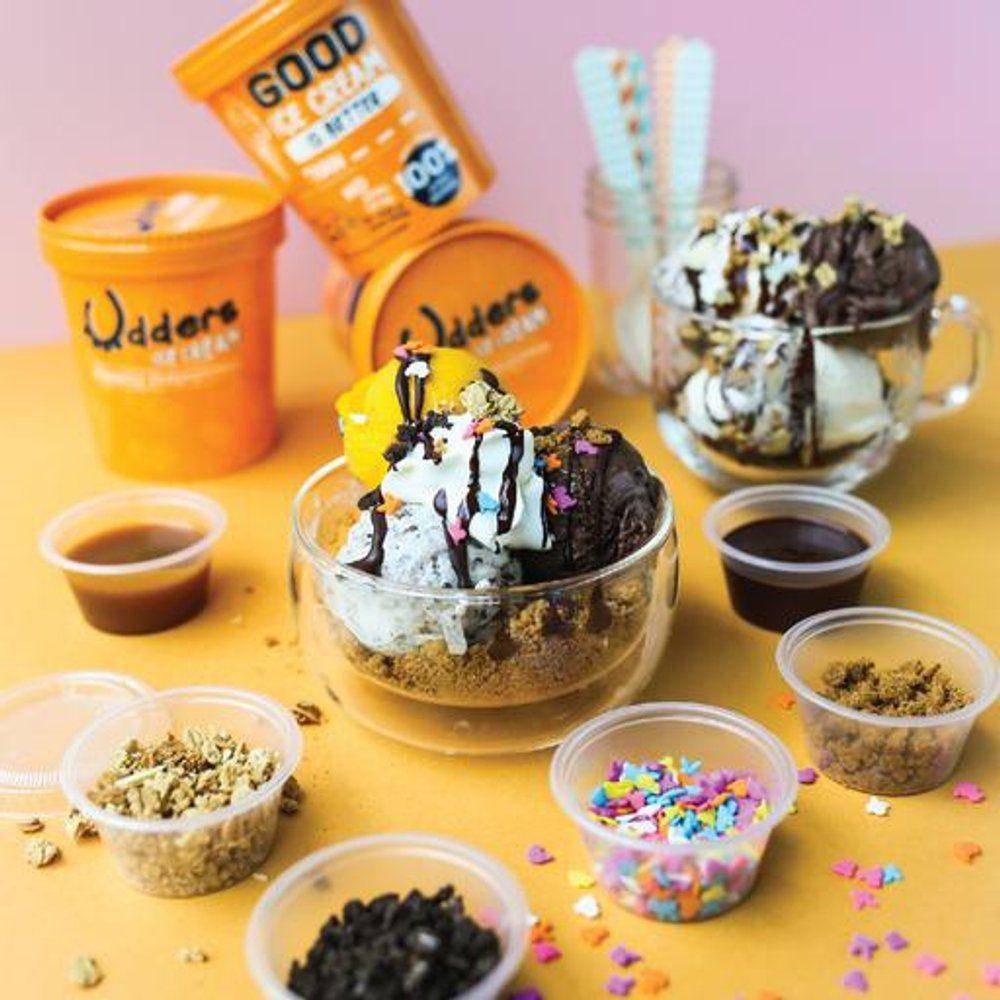 Udders ice cream bundle