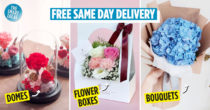 14 Flower Delivery Services In Singapore With Affordable Bouquets From $10