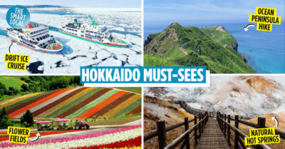 must-see nature sights in hokkaido