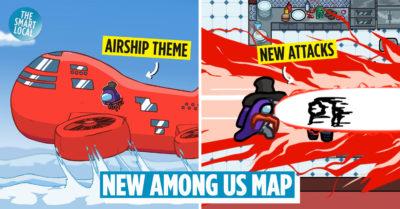 among us new map