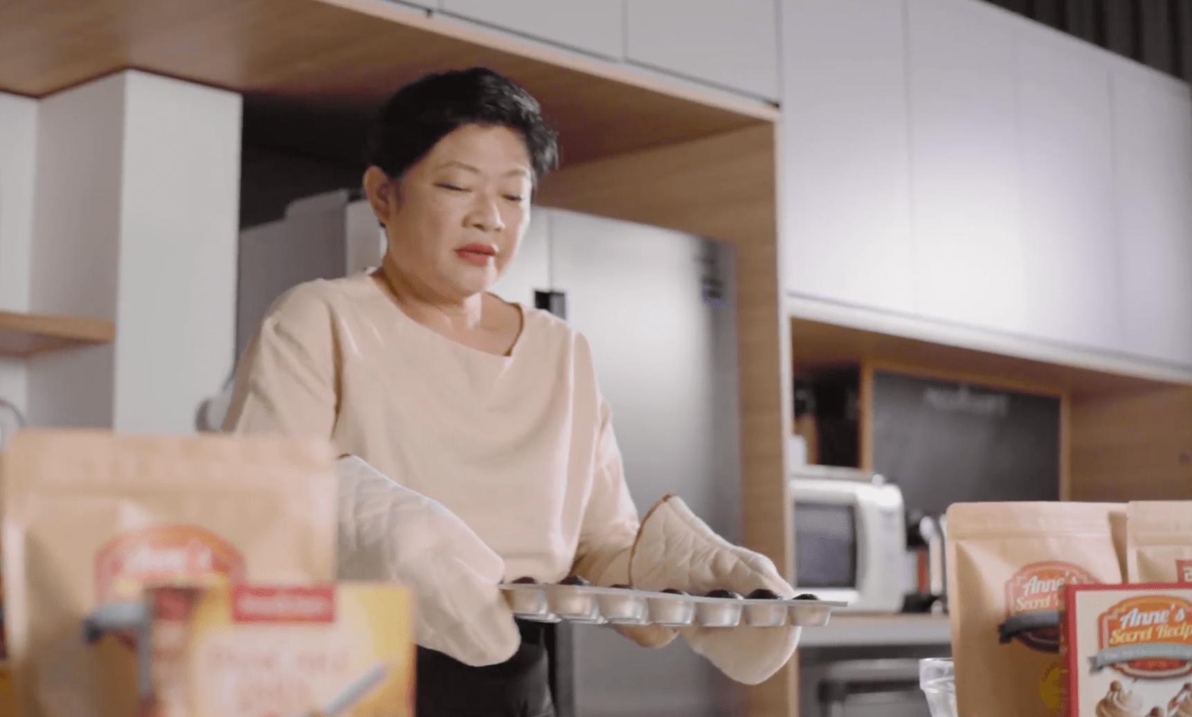anne's secret recipe - Anne Ong Baking