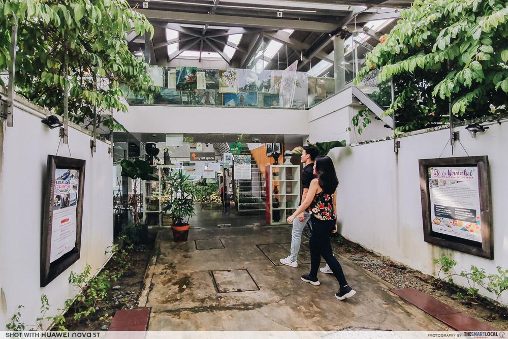 art jamming singapore - My Art Space