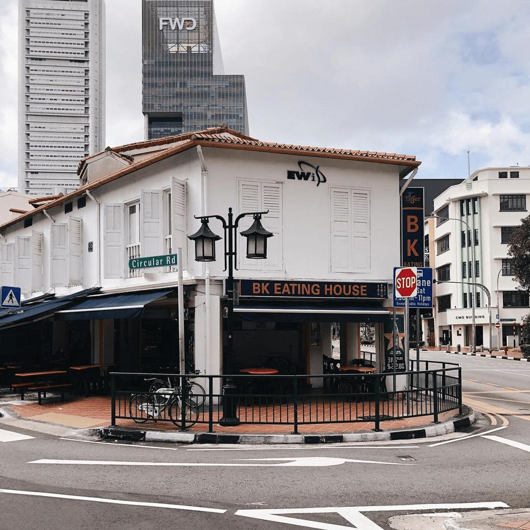 BK Eating House
