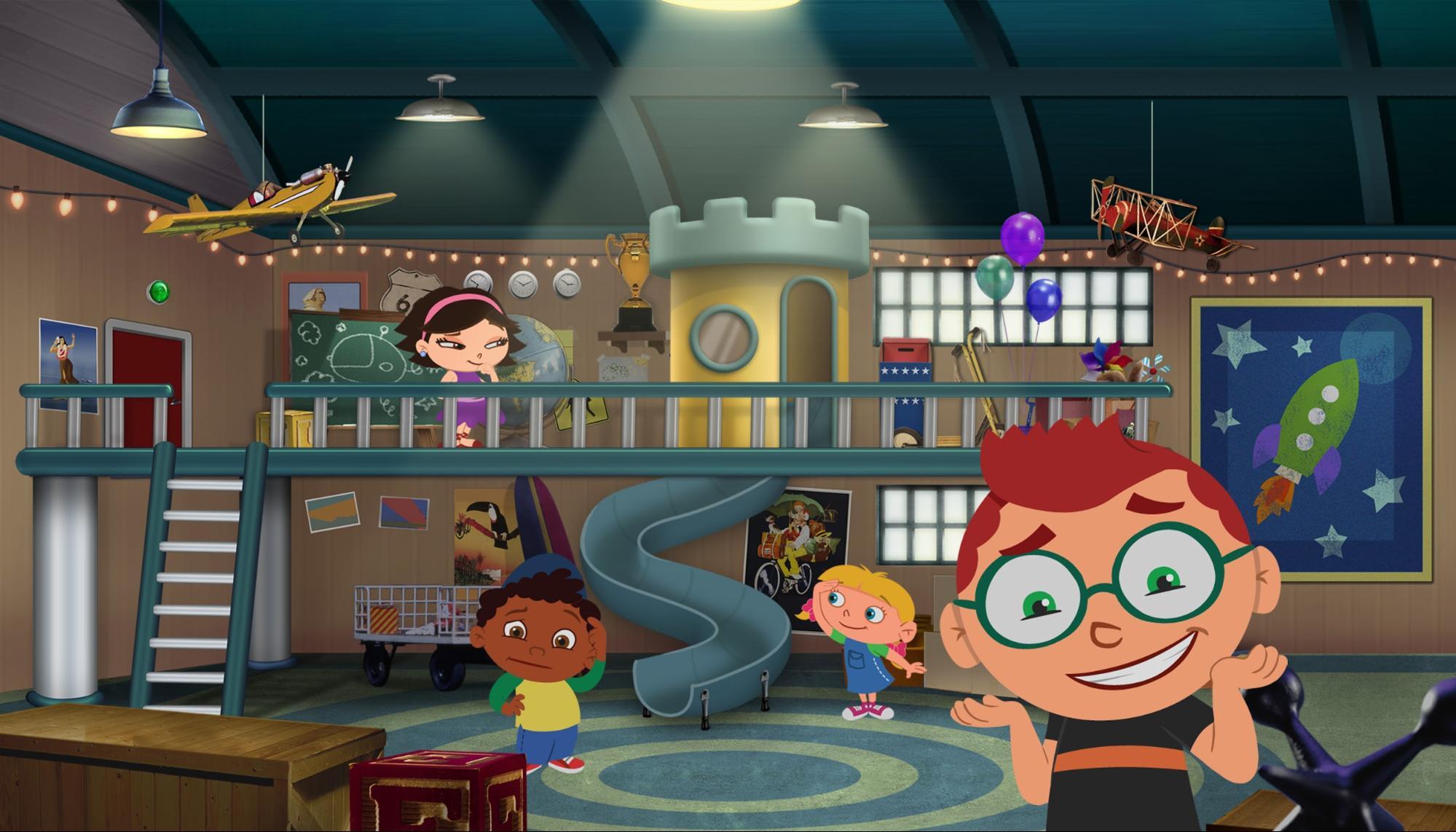 Best Disney Plus Shows For Toddlers - Little Einsteins