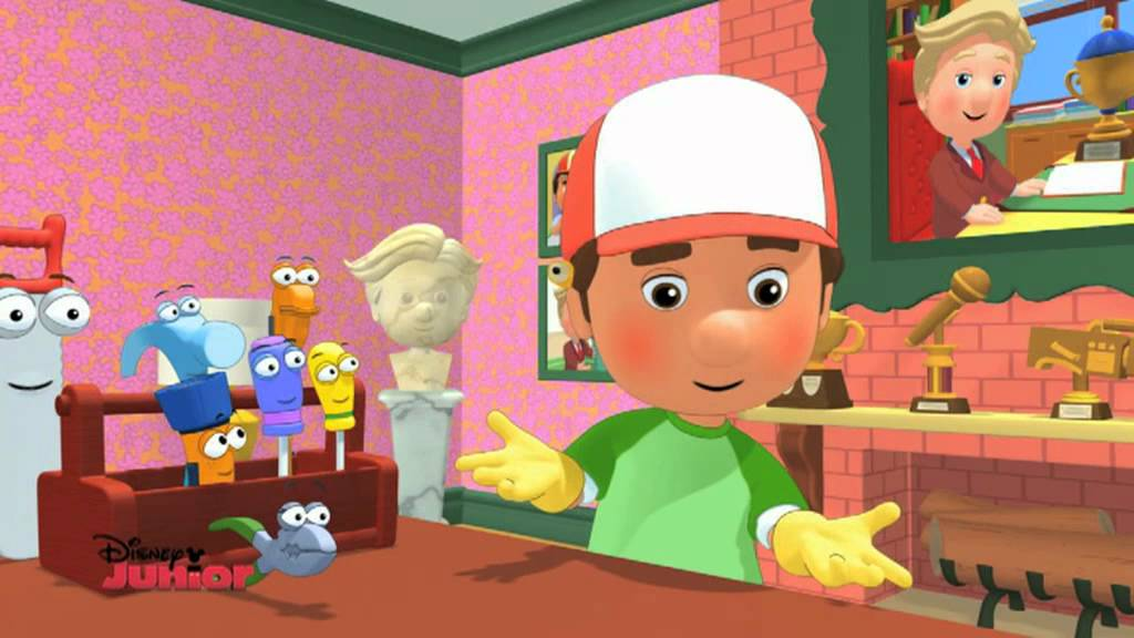 Best Shows For Toddlers - Handy Manny