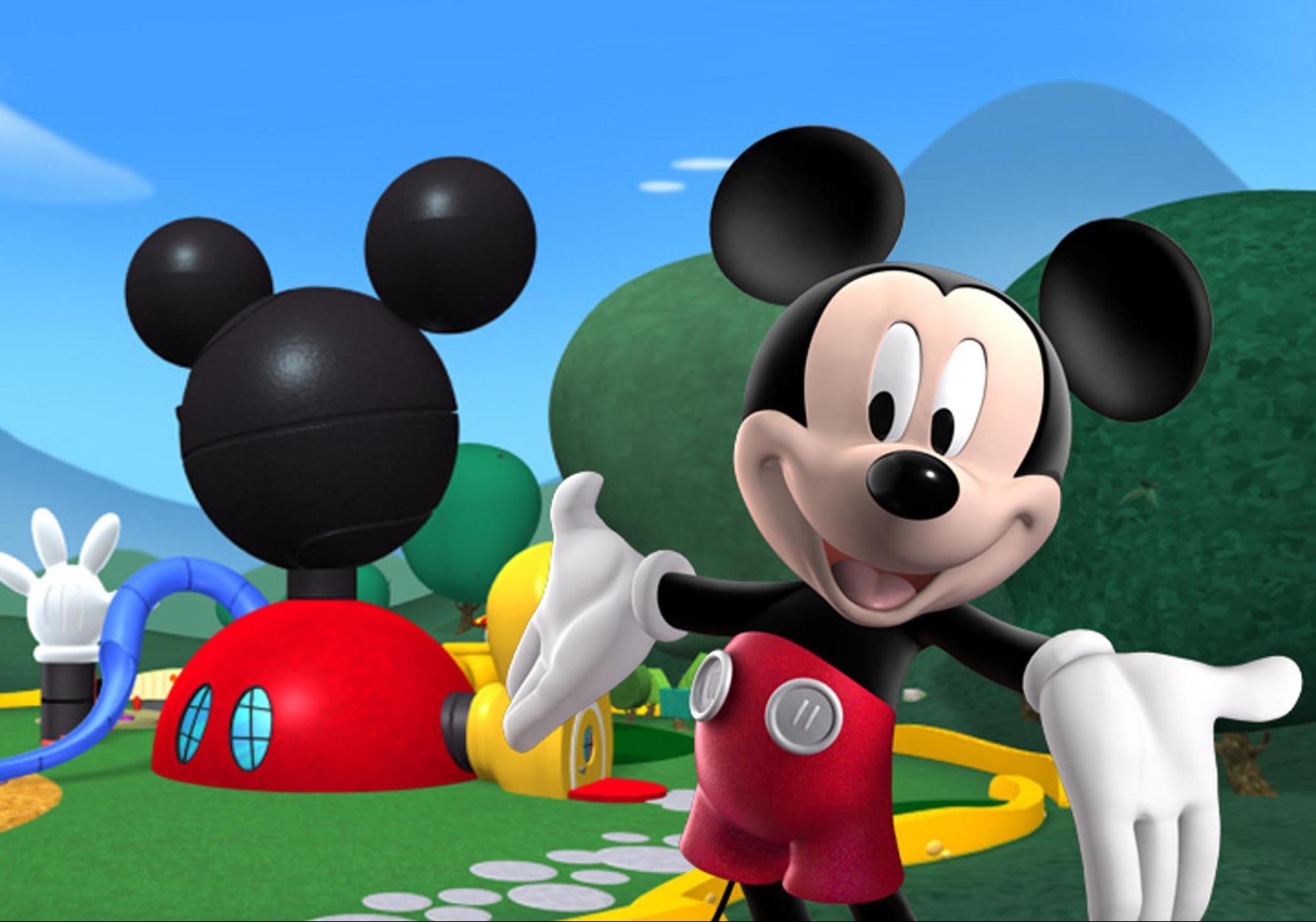 Best Disney Plus Shows For Toddlers - The Mickey Mouse Clubhouse
