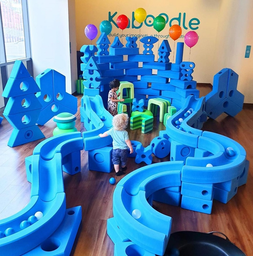 Best Indoor Playgrounds In Singapore - Kaboodle Singapore