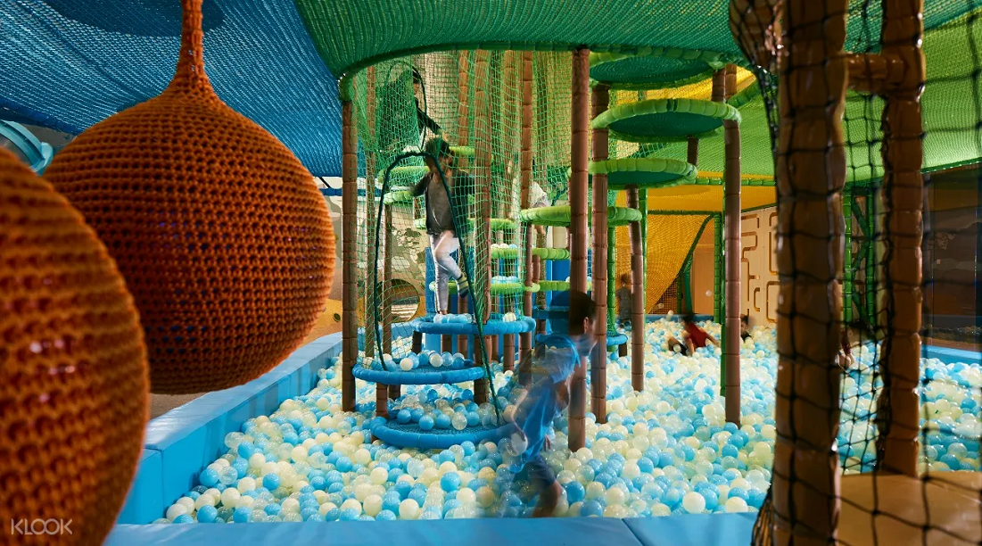 Best Indoor Playgrounds In Singapore - Buds by Shangri-la