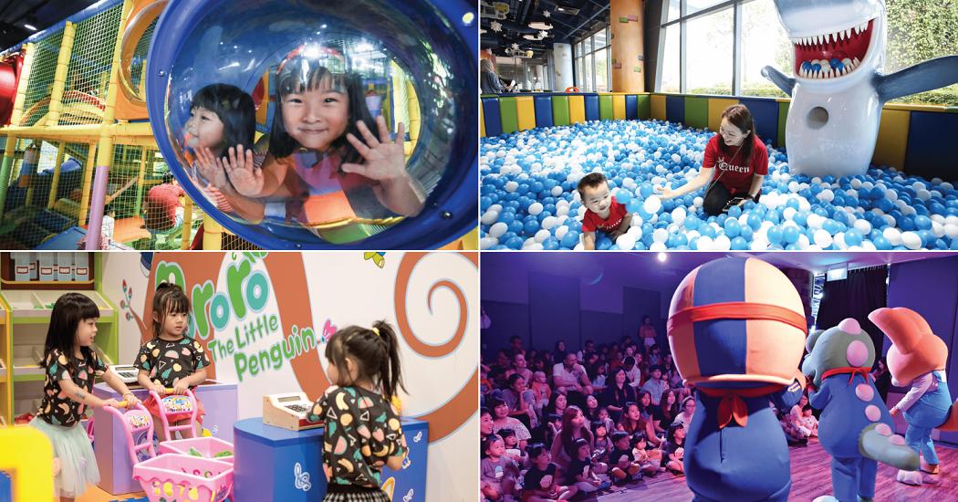Best Indoor Playgrounds In Singapore -Pororo Park