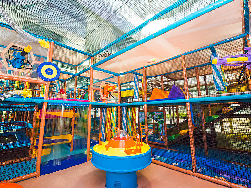 Best Indoor Playgrounds In Singapore - The Polliwogs