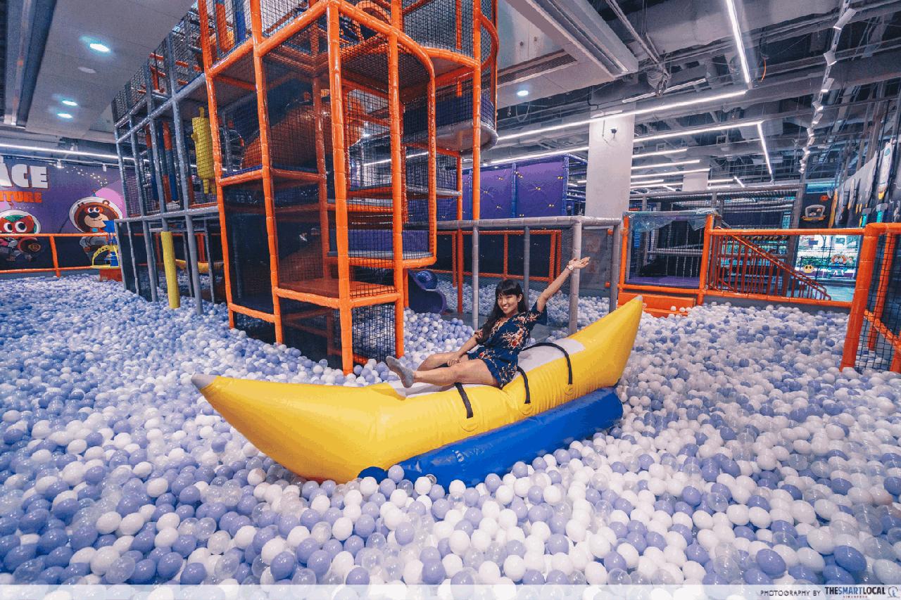 Best Indoor Playgrounds In Singapore - Kiztopia