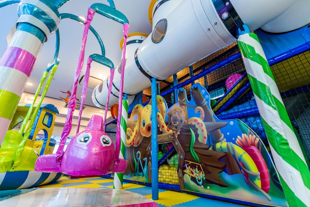 Best Indoor Playgrounds In Singapore - Aquarius Cove