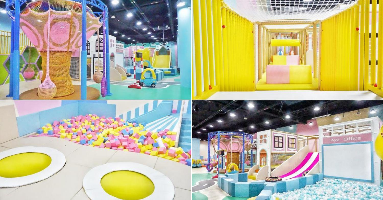 Best Indoor Playgrounds In Singapore - Smigy Playground