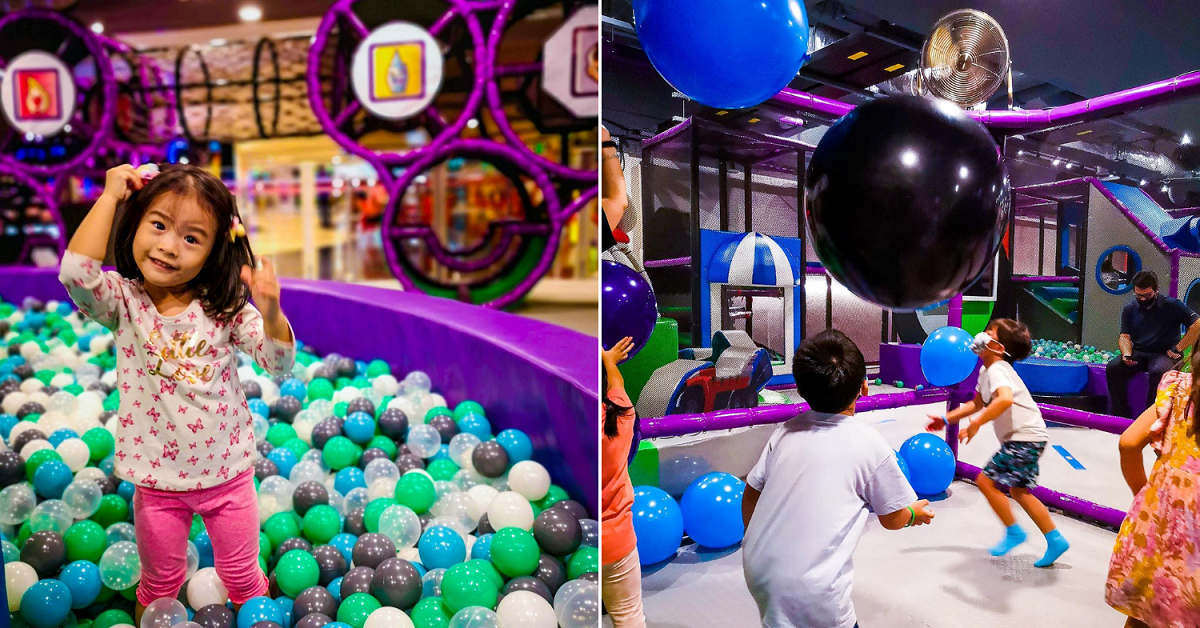 Best Indoor Playgrounds In Singapore - PLAY by Kinderplay