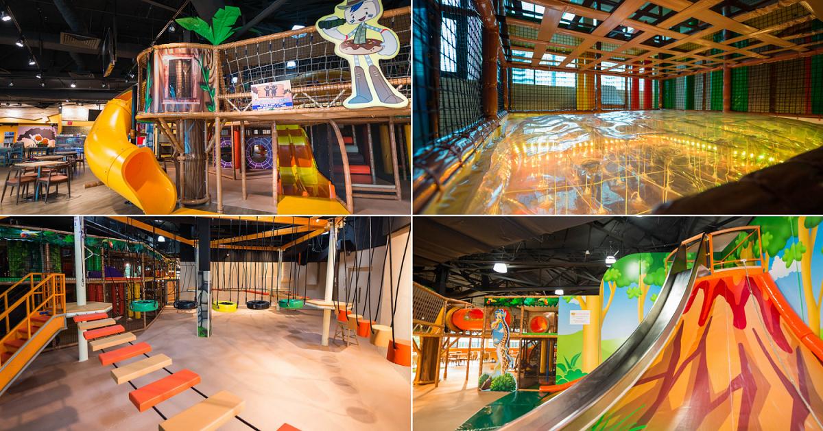 Best Indoor Playgrounds In Singapore - Waka Waka Playground