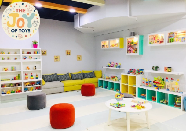 Best Indoor Playgrounds In Singapore - The Joy of Toys